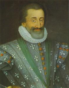 """""""Dobrý kráľ"""" Henrich IV."""