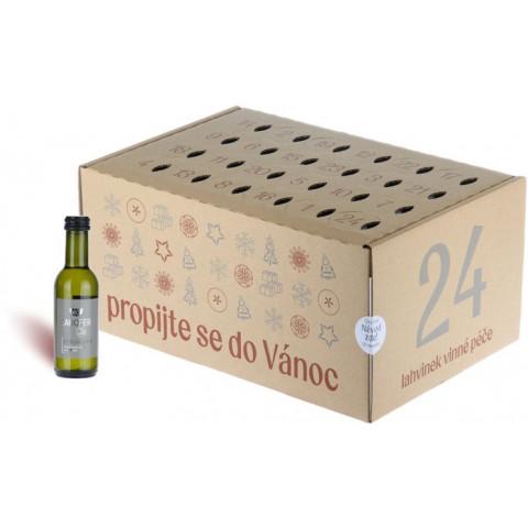 Vínny adventný kalendár