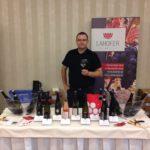 Lahofer na festivale vína - Vinopolis