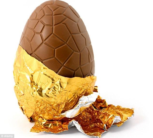 Lahofer cokoladove vajce